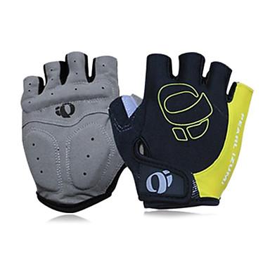 KORAMAN Sports Gloves Bike Gloves / Cycling Gloves Breathable Anti-skidding Fingerless Gloves Nylon Cycling / Bike Men's