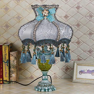 אומנותי / מודרני / עכשווי הדפסת תחרה מנורת שולחן עבור סלון זכוכית 220V פול