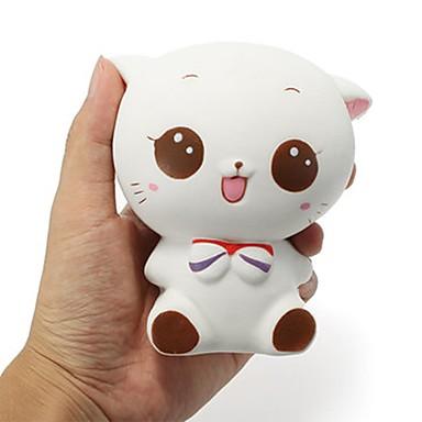 LT.Squishies צעצוע מעיכה חתול / חיה חיה הפגת מתחים וחרדה / Office צעצועים במשרד / צעצועים לחץ לחץ דם יוניסקס מתנות