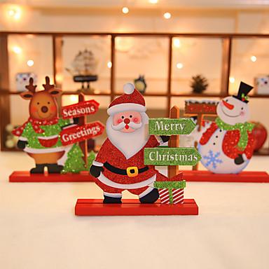 חג מולד / Christmas Gifts עץ קישוטי חתונה חופשה סתיו / חורף