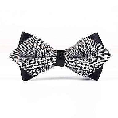 עניבת פפיון - סרוג פפיון יום יומי בגדי ריקוד גברים