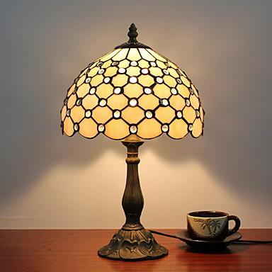 מַתַכתִי דקורטיבי מנורת שולחן עבור חדר שינה מתכת 220V