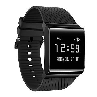 X9 PLUS חכמים שעונים iOS Android מוניטור קצב לב IP67 עמיד במים מד צעדים עוקב שינה מודד לחץ דם Anti-האבוד מזכיר שיחות חיישן אור הסביבה