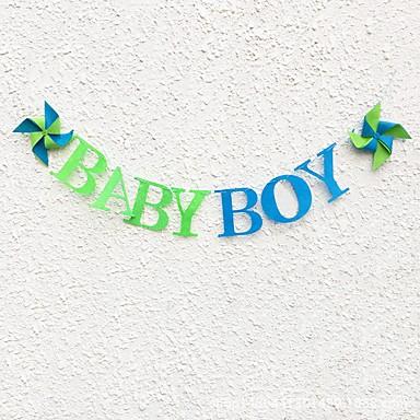 יום הולדת בד קישוטי חתונה משפחה / חברים / יומהולדת כל העונות