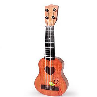 hesapli Oyuncaklar ve Oyunlar-Keman Müzik Enstrimanlı Gitar Meyve Ses Genç Erkek Genç Kız Çocuklar için Oyuncaklar Hediye 1 pcs