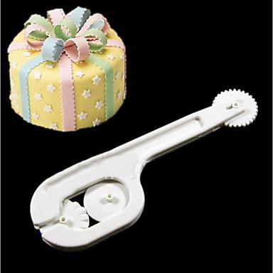 Narzędzia do pieczenia Tworzywa sztuczne Narzędzie do pieczenia / Kreatywne Impreza / Urodziny Nóż do ciasta / Przybory deserowe 2 szto.