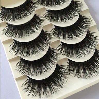 Kosmetisk 1 Volym Naturlig Sotig makeup Hela ögonfransar