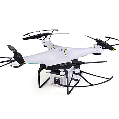 RC רחפן SG-600 4 ערוצים 6 ציר 2.4G RC Quadcopter מצב ללא ראש / טיסת פליפ (התהפכות) 360 מעלות RC Quadcopter / שלט רחוק / כבל USB