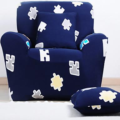 עכשווי 100% פוליאסטר ג'אקארד כיסוי לכיסא, פשוט צבעים מרובים הדפסת פיגמנטים כיסויים