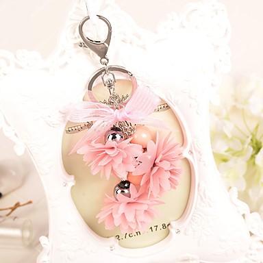 רומנטיקה מצדדים במחזיק מפתחות סגסוגת מזכרות מחזיקי מפתחות - 1 pcs כל העונות