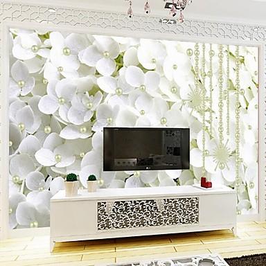 Fleur Décoration Artistique 3D Décoration Du0027intérieur Classique Moderne  Revêtement, Toile Matériel Adhésif Requis