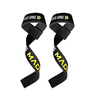 Whistles / Orteza dłoni i nadgarstka na Fitness / Mieszane sztuki walki (MMA) Trening siłowy Wyściełana Fabric 2 Czarny