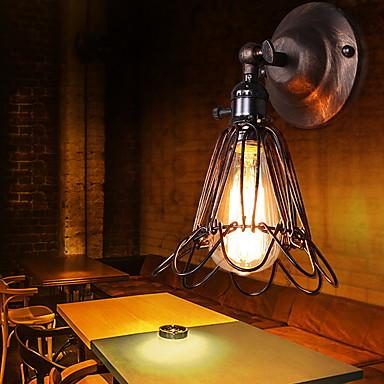 Lampy ścienne Korytarz Metal Światło ścienne 220-240V 40 W / E26 / E27