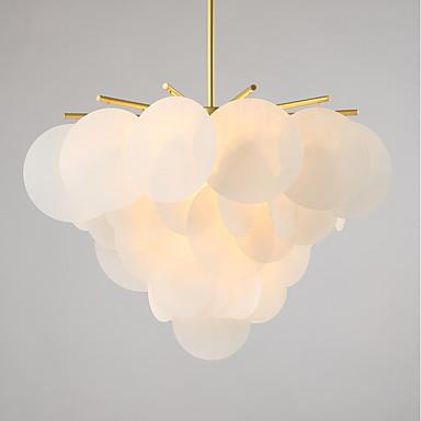 JLYLITE 5 świateł Żyrandol Światło rozproszone Malowane wykończenia Metal Styl MIni 110-120V / 220-240V Nie zawiera żarówek / E12 / E14 / FCC / VDE