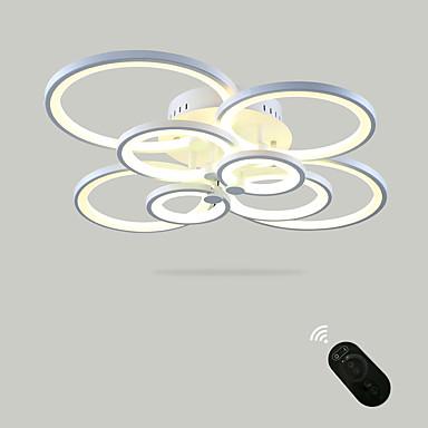 Modern/Zeitgenössisch LED Unterputz Raumbeleuchtung Für Wohnzimmer Schlafzimmer Esszimmer Studierzimmer/Büro Wärm Weiß Kühl Weiß 7000lm