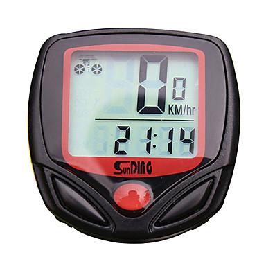 SunDing SD-548A Bike Computer / Bicycle Computer Waterproof / Stopwatch / Backlight Cycling / Bike / Mountain Bike Cycling
