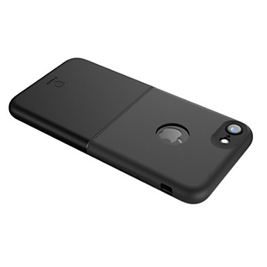 מגן עבור Apple iPhone X / iPhone 7 עמיד בזעזועים / אולטרה דק כיסוי אחורי אחיד קשיח TPU ל iPhone 8 / iPhone 7