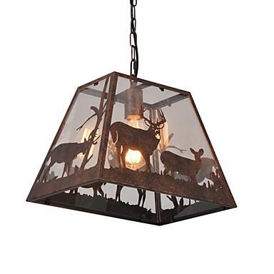 QIHengZhaoMing Lampy widzące Światło rozproszone - Ochrona oczu, 110-120V / 220-240V, Ciepły biały, Żarówka w zestawie / 15/10 ㎡