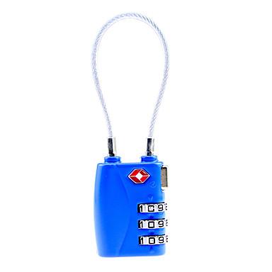 TSA719 מנעול סגסוגת אבץ פלסטי ל מפתח