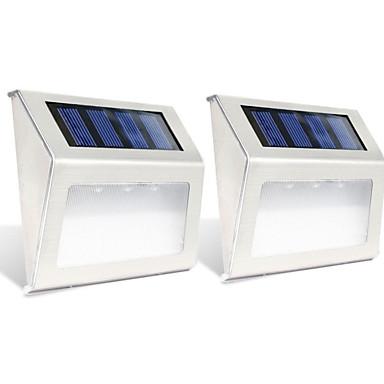 2 szto. 0.3 W Światło ścienne Na energię słoneczną / Kontrola światła Ciepła biel / Zimna biel 1.2 V Oświetlenie zwenętrzne