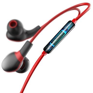 S04 Bezprzewodowy Słuchawki Dynamiczny Plastik Telefon komórkowy Słuchawka Z kontrolą głośności Zestaw słuchawkowy