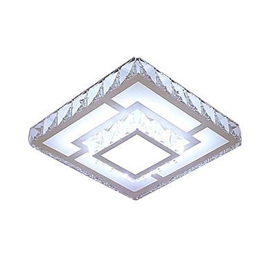 QIHengZhaoMing Montagem do Fluxo Luz Ambiente Cristal Proteção para os Olhos 110-120V / 220-240V Fonte de luz LED incluída / Led Integrado