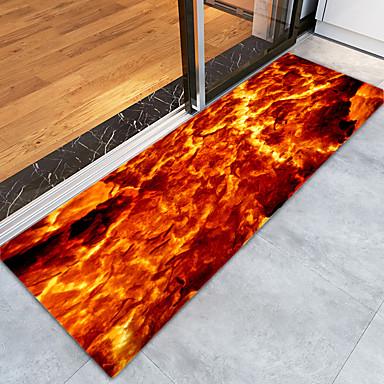 wycieraczki / maty do kąpieli / dywaniki terenowe halloween flanelowa, prostokąt najwyższej jakości dywan / non poślizg