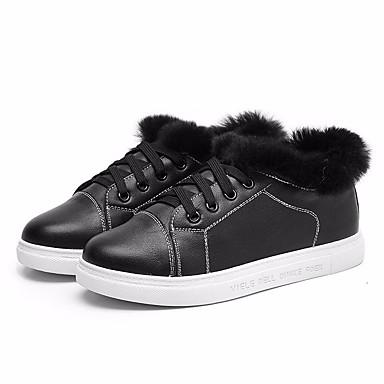 Blanc Noir Talon Cuir Chaussures Automne Femme Confort 06627942 Printemps Bas Basket 8gwYRzq