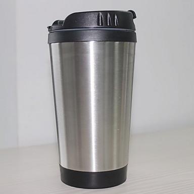 Naczynia do picia Stal nierdzewna Kubek zatrzymywania ciepła / Ciepło-izolacyjne 1 pcs