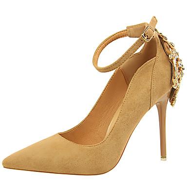 site web pour réduction courir chaussures prix le moins cher Femme Chaussures à Talons Talon Aiguille Fourrure Gladiateur ...