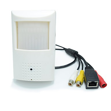 HQCAM 1.3 mp Kamera IP Domowy Wsparcie 64 GB sol / Mini / Przewodowy / a / CMOS / Bezprzewodowy / a / 50