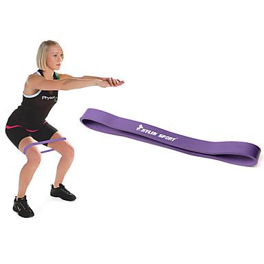 KYLINSPORT Ιμάντες γυμναστικής / Όργανα ανάρτησης Γιόγκα / Πιλάτες / Φυσική Κάτάσταση Ασκήσεις άθλησης Καουτσούκ Άσκηση βρόχου / Φυσική