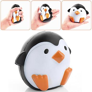 povoljno Nove igračke-LT.Squishies Igračke za stiskanje Antistresne igračke Tema bajka Penguin Fantacy Sa životinjama Stres i anksioznost reljef Uredske stolne igračke Oslobađa ADD, ADHD, Anksioznost, Autizam 1 pcs Klasik