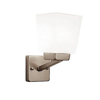 מגן עין עכשווי חדר שינה מתכת אור קיר 220V 40 W / E27