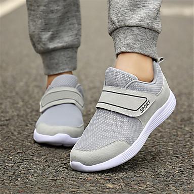 Basket Chaussures Talon 06642201 Femme Confort Eté Tulle Rouge Plat Printemps Gris qOnw6HaHX