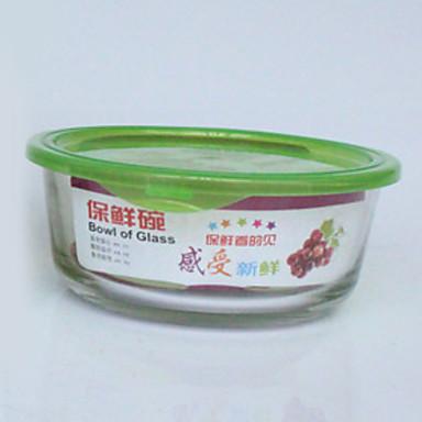 Organizacja kuchni Pudełka śniadaniowe / Wielokrotne przechowywanie żywności Szkło Przechowywanie 1szt