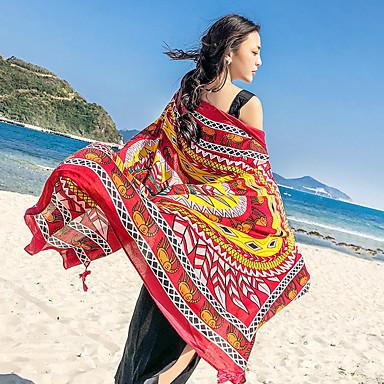 Najwyższa jakość Ręcznik plażowy, Geometric Shape Mieszanka bawełny i poliestru 1 pcs