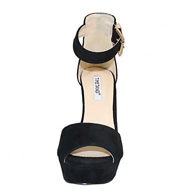 ouvert amp; Chaussures Cheville Evénement Chair royal 06713934 Femme Bout Tissu Bottier Boucle de Talon Eté Bleu Sandales Rose Soirée Bride TAXv1wqXd