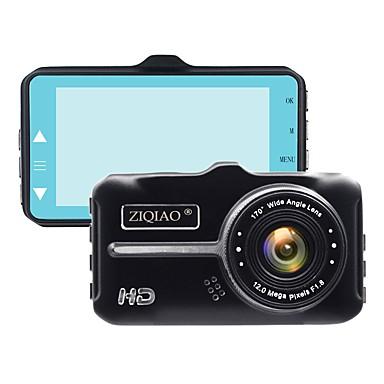 billige Bil-DVR-ziqiao jl-700 1080p 3 tommers ips dash kamera med nattesyn bil dvr bil kamera video registreringsopptaker hdr g-sensor dash cam dvrs