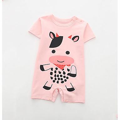 Amabile Bambino Da Ragazzo Attivo Con Stampe Maniche Corte Cotone Body Rosa #06715653 Per Garantire Una Trasmissione Uniforme