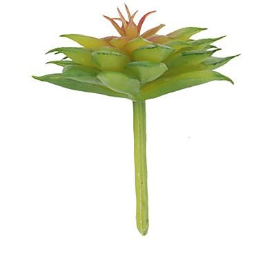Sztuczne Kwiaty 3 Gałąź minimalistyczny styl / Nowoczesny Rośliny / Lotos / Wieczne Kwiaty Kwiaty na ścianę