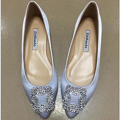 pointu Soie Ballerines 06693853 Eté Bout Rouge Vert Talon Plat Bourgogne Femme Chaussures Confort qgI5axw8w