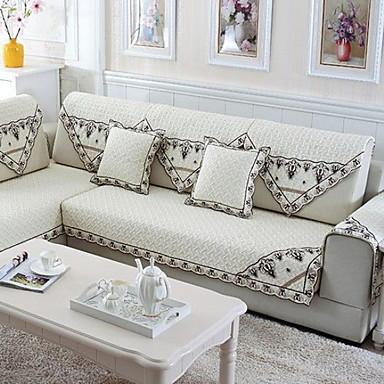 sofa Poduszka Geometryczny Reactive Drukuj Bawełna / Poliester slipcovers