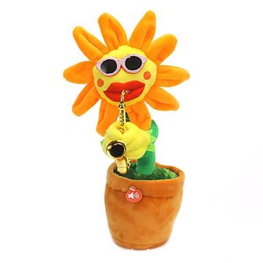 Alină Stresul Temă Florală Model nou / cântat / Dans Amestec In / Bumbac / Flanel 1pcs Pentru copii Toate Cadou