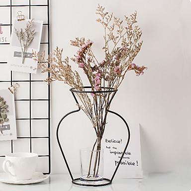 Sztuczne Kwiaty 0 Gałąź Europejskie / minimalistyczny styl Kwiatowe rękodzieła Bukiety na stół / Pojedyncza waza