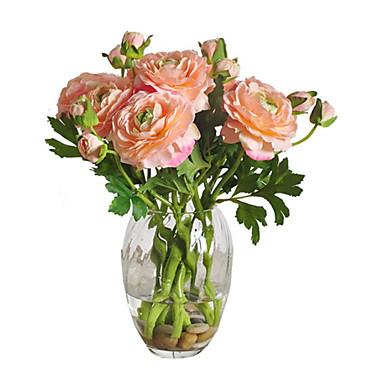 Sztuczne Kwiaty 1 Gałąź Elegancki / Europejskie Róże Bukiety na stół