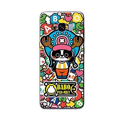 Maska Pentru Samsung Galaxy S9 Plus / S9 Model Capac Spate Desene Animate Moale TPU pentru S9 / S9 Plus / S8 Plus