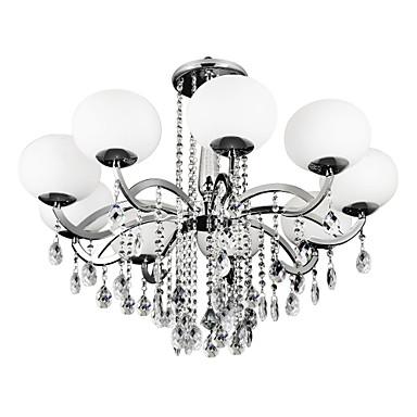 Lightinthebox Modern / Zeitgenössisch Kronleuchter Deckenfluter - Kristall, 110-120V 220-240V Glühbirne nicht inklusive