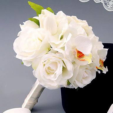 Flori artificiale 1 ramură Single Nuntă / Flori de Nuntă Cale Față de masă flori