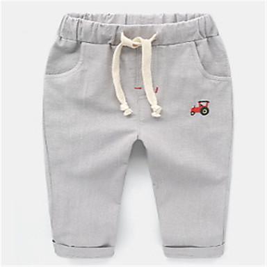 Copii Băieți De Bază Mată Pantaloni